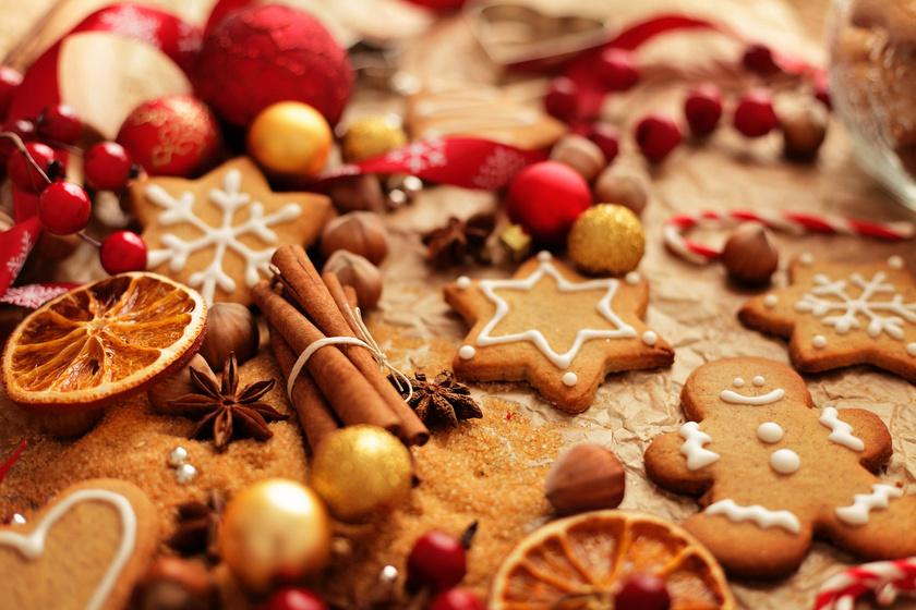 Mézeskalácscsillagok: süss 21-et, és karácsonyfa lesz belőlük