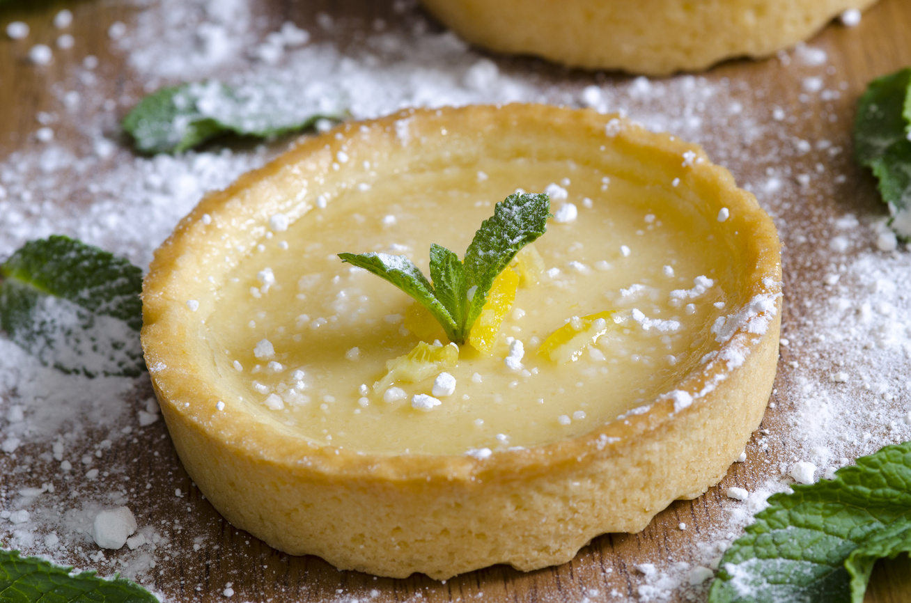 Üde, édes és savanykás: a bomba jó francia citromtorta bevált receptje