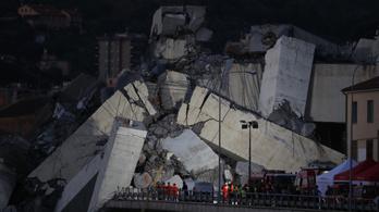 Folyamatosan nő az áldozatok száma, már 42 halottat emeltek ki a romok alól