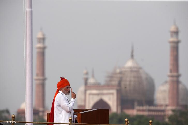 Narendra Modi ünnepi beszéde