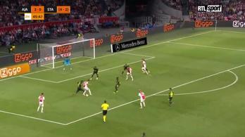 Egy csel, és közönségkedvenc lett az Ajax-igazolás