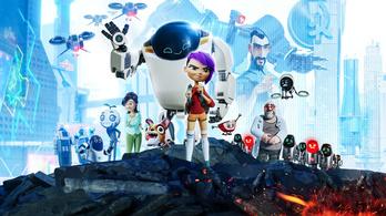 Wall-E és a Big Hero 6 szerelemgyermeke jön a Netflixre
