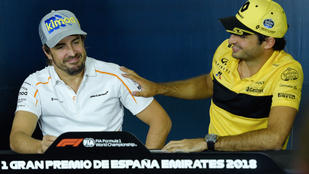 Már meg is van Alonso utóda a McLarennél