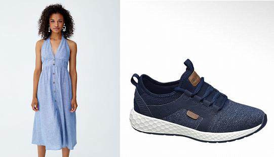 Dívány - Offline - Lenge nyári ruha sportcipővel  te hordod így  285966f282