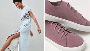 Lenge nyári ruha sportcipővel: te hordod így?