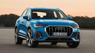 Megérkezett az Audi Q5 kistestvérének második generációja