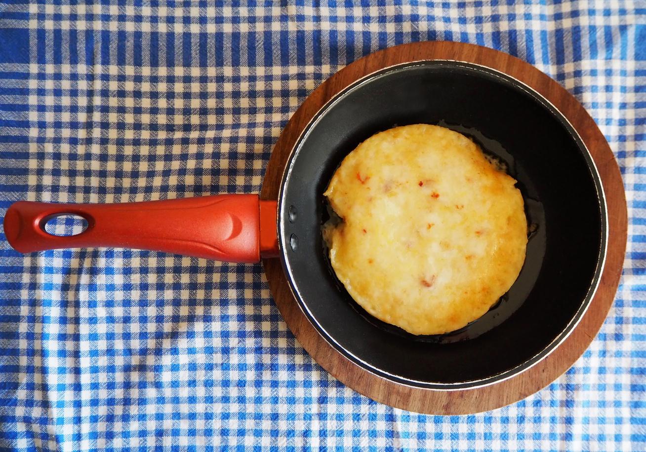 Sajtos, krumplis lepény, azaz a frico velencei receptje