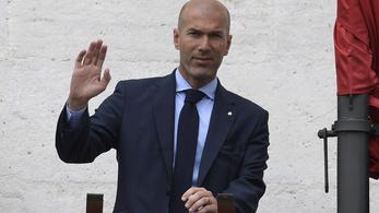 Zidane Mourinho helyére pályázik a Unitednél?
