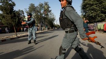 Öngyilkos merénylet Kabulban: legalább 25 halott