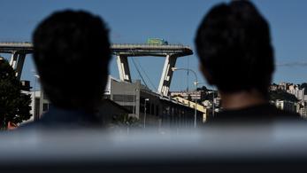 Ha tudjuk, hogy nem biztonságos, nem autóztunk volna mi is a hídon