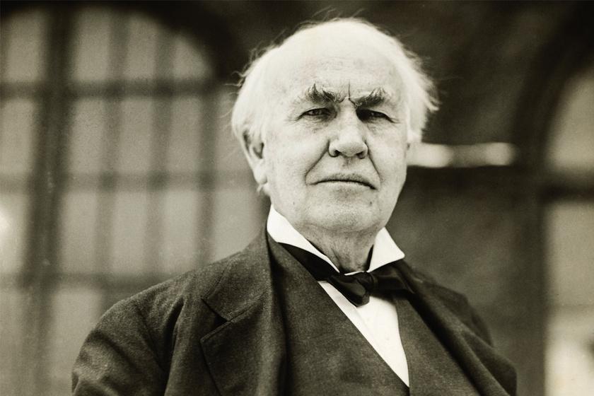 Ebben a kémcsőben őrzik Edison utolsó leheletét: a legfurcsább tárgyak múzeumi tárlatokban