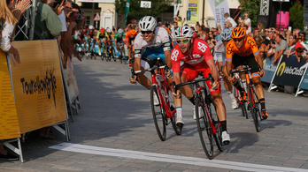 TdH: Belletti nyerte a trükkös sprintet Keszthelyen