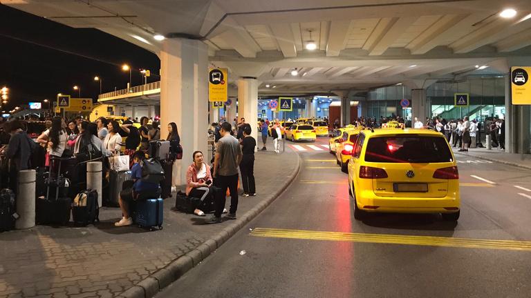 Vészhelyzet miatt lezárták a 2B terminált Ferihegyen