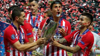 Az Atlético Madridé a szuperkupa