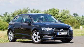 Használtteszt: Audi A3 Sportback 2.0 TDI Ambition - 2014.