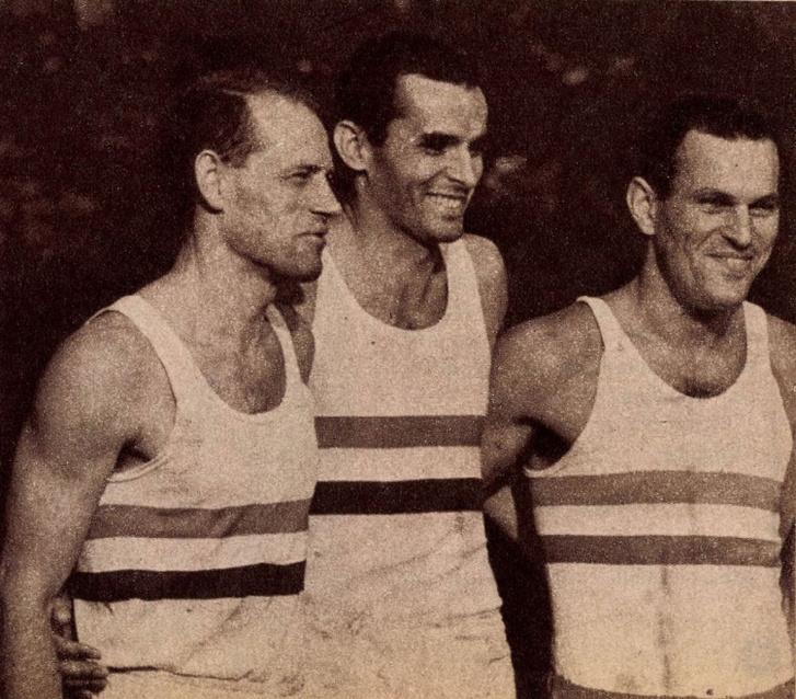 Török dr., Balczó, Móna, Mexikó bajnokai, Képes Sport, 1972.08.08. / Arcanum adatbázisa