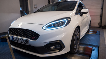 Totalcar Erőmérő: Ford Fiesta ST – 2018.