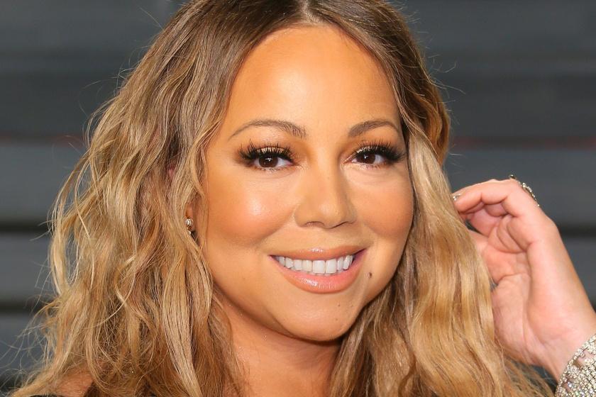 Mariah Carey a felére fogyott - Elképesztő, milyen karcsú lett