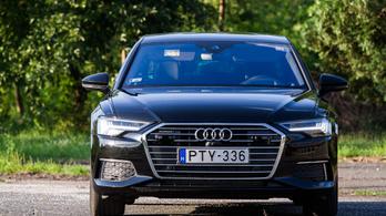 Audi A6 három kemény napon át