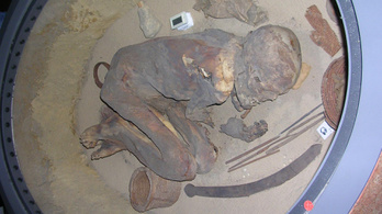5600 évvel ezelőtt is balzsamoztak Egyiptomban