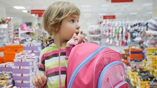 Így vond be a gyereket az iskolai készülődésbe!