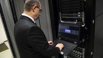 Szuperszámítógépet kapott az Országos Meteorológiai Szolgálat