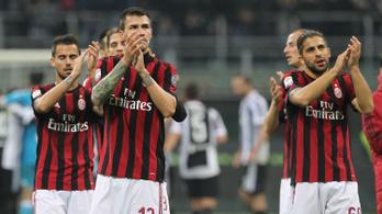 Senki nem költ olyan rosszul 220 milliót, mint a Milan