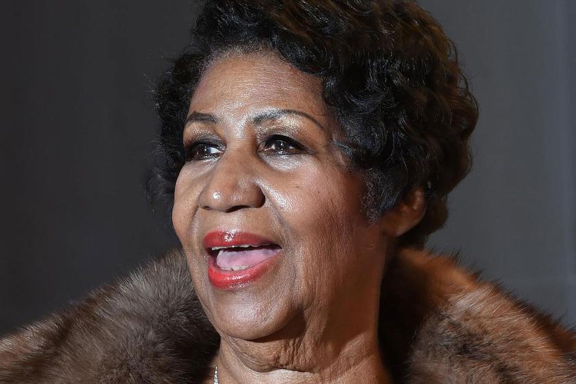 Meghalt Aretha Franklin - Legyőzte a rák a 76 éves énekesnőt