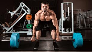 Téged zavar, ha valaki hangosan gyúr az edzőteremben?