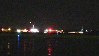 Földhöz csapódott egy Boeing 737 Manilában