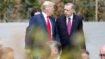 Az USA újabb szankciókkal fenyegeti Törökországot