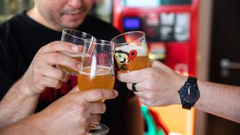 Sörre bor vagy borra sör? A kérdés már nem gyötör