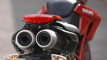 Újra előveszi a régi jó dolgokat a Ducati