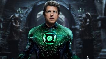 Van egy hangyafasznyi esély, hogy Tom Cruise lesz a Zöld lámpás