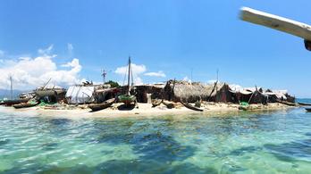 A világ legsűrűbben lakott szigete