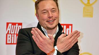 Nem volt betépve Elon Musk, amikor furcsát írt Twitteren