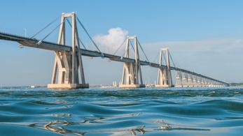 Venezuelában egy másik Morandi híd miatt aggódnak