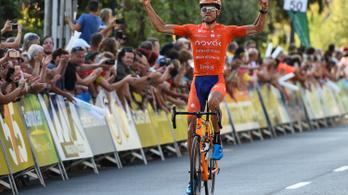 Százötven kilométeres szökéssel dőlt el a Tour de Hongrie 206 km-es szakasza