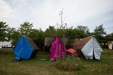 Volt két év, amikor Elroy detox partit szervezett Bedepusztán holland fesztiválozóknak a Sziget után