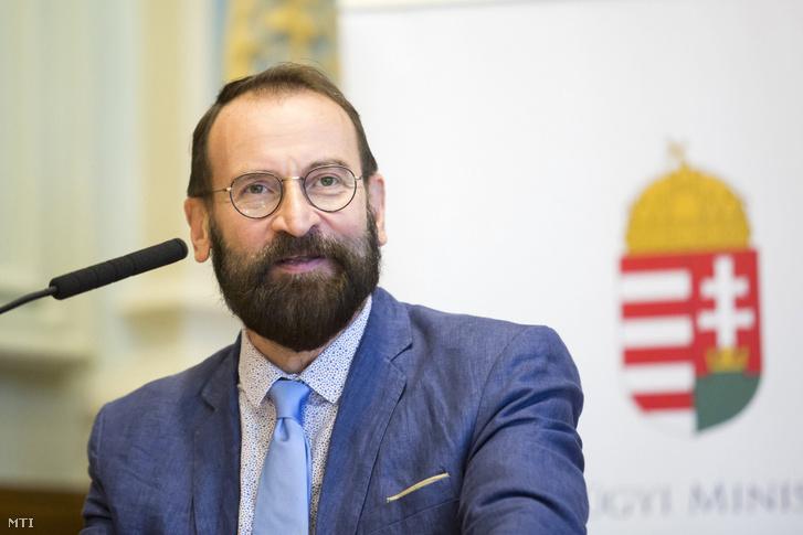 Szájer József fideszes EP-képviselő