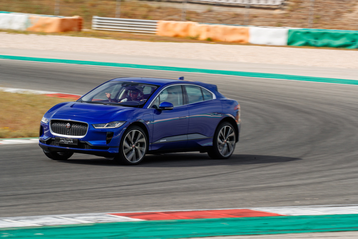 Jaguar I-PACE Portugal 098