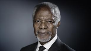 Meghalt Kofi Annan volt ENSZ-főtitkár
