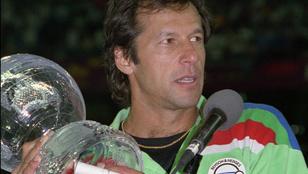 Volt krikettjátékos lett Pakisztán új miniszterelnöke