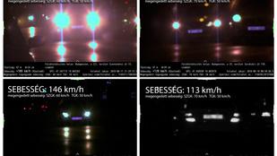 Volt, aki 167 km/órával száguldozott péntek éjjel Budapesten