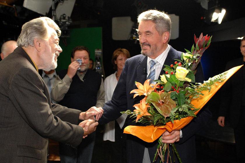 Ranschburg Jenő gyermekpszichológus 2008 novemberében Kelemen Endrét, a Magyar Televízió gyerekműsorainak egyik elindítóját köszöntötte 75. születésnapján a Magyar Televízióban.