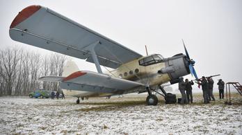 Elárverezték a szabolcsi embercsempész-repülőgépet