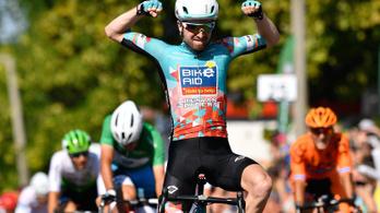 Belletti nyerte a magyar Tourt, az utolsó kanyarban borultak a bringások