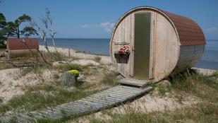 Hobbitlak a Balti-tengeren