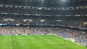 C. Ronaldo vitt magával 20 ezer szurkolót a Realtól