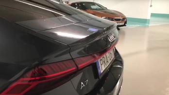 Audi A7 Sportback - az élő, ami behalt